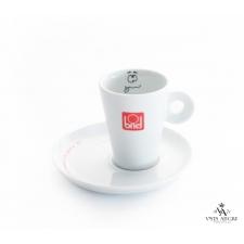 Conjunto chávena + pires de café motivo tonto
