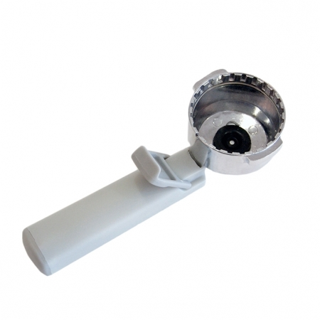 Aluminum Filter Holder, with fixator
